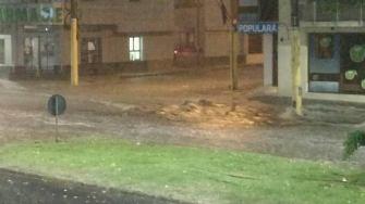 Inundație la Constanța. FOTO Simona Dumitrescu