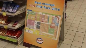cora City Park Mall. FOTO Adrian Boioglu