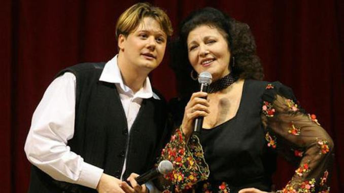 Fuego și Irina Loghin. FOTO revistavedete.ro