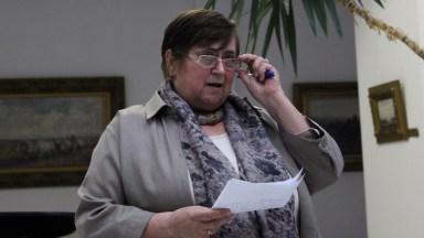 Doina Păuleanu, directorul Muzeului de Artă Constanța. FOTO Adrian Boioglu
