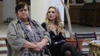 Doina Păuleanu și Oana Calusa. FOTO Adrian Boioglu