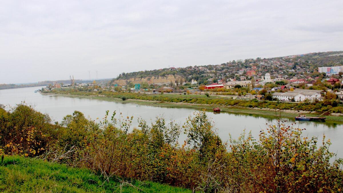 Canalul Dunăre – Marea Neagră la Cernavodă. FOTO Adrian Boioglu