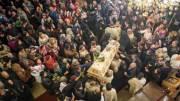 Pelerinaj la moaștele Sfintei Parascheva. FOTO Doxologia.ro