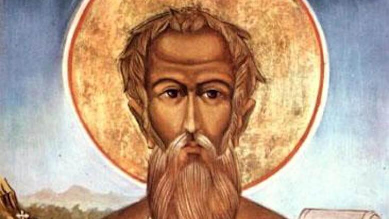 Cuviosul Antonie de la Iezerul Vâlcea. FOTO Arhiepiscopia Tomisului