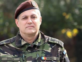 Colonelul Dorin Toma