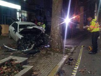 Accident pe bulevardul Mamaia
