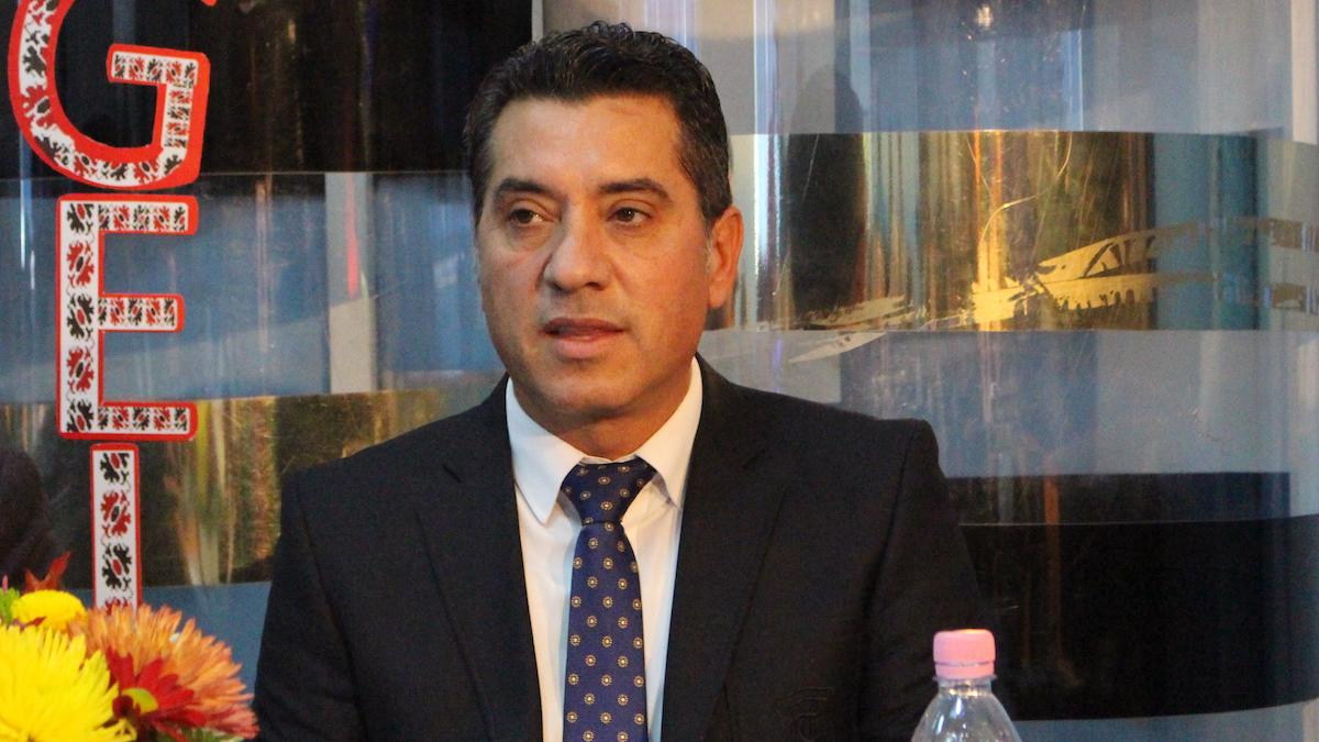 Senatorul Christian Gigi Chiru. FOTO Adrian Boioglu