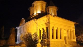 Biserica din Curtea Domnească, Târgoviște. FOTO Adrian Boioglu