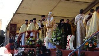 IPS Teodosie la Peștera Sfântului Andrei. FOTO Adrian Boioglu