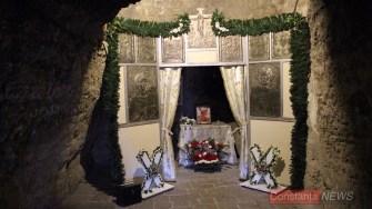 Peștera Sfântului Andrei. FOTO Adrian Boioglu