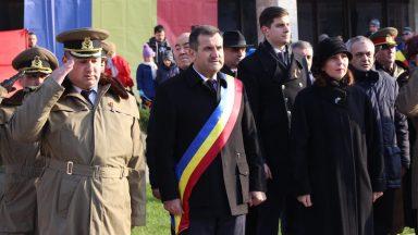 ZIua Națională la Medgidia. FOTO Adrian Boioglu
