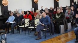Consilierii județeni PSD și PMP. FOTO Adrian Boioglu
