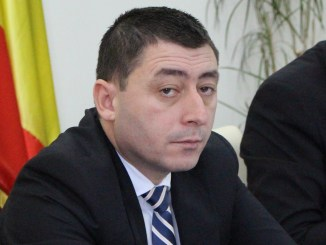 Daniel Learciu, vicepreședintele Consiliului Județean Constanța. FOTO Adrian Boioglu