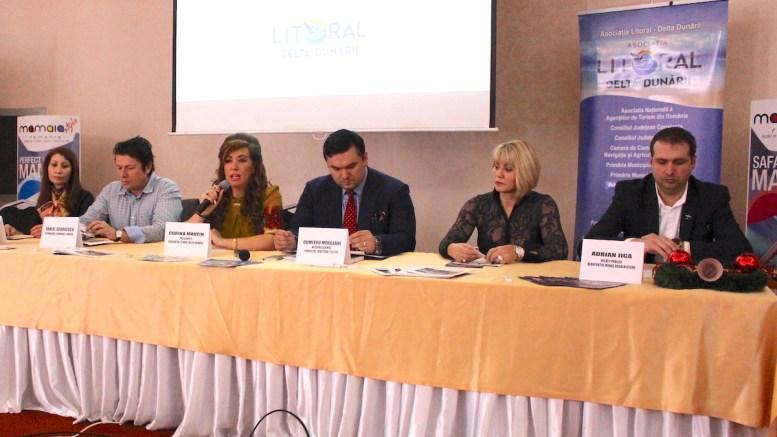 Corina Martin și asociații din ALDD. FOTO Adrian Boioglu