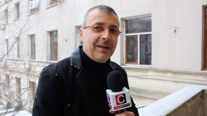 Adrian Bîlbă, directorul Complexului Muzeal de Științe ale Naturii Constanța. FOTO Adrian Boioglu
