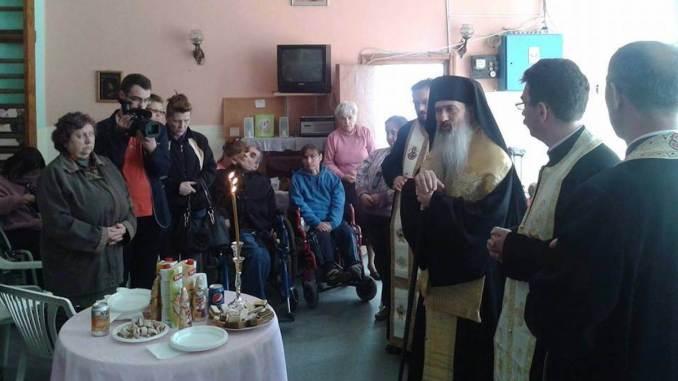 Acțiune socială a Arhiepiscopiei Tomisului