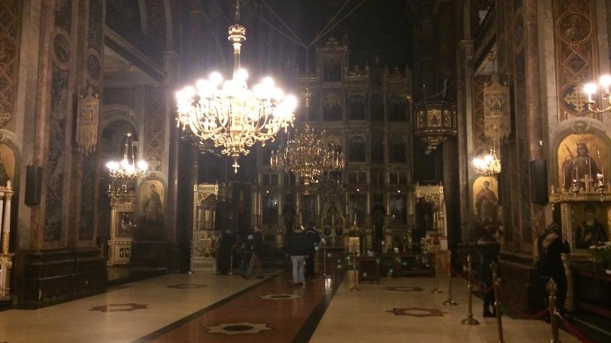 Catedrala Mitropolitană din Iași. FOTO Adrian Boioglu