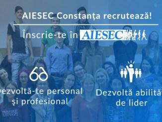 Recrutare AIESEC