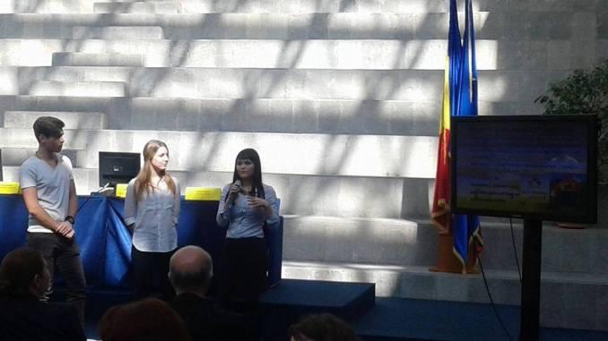 Concurs la Liceul George Călinescu din Constanța