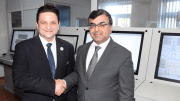 Ambasadorul Kuweit-ului, în vizită la CERONAV