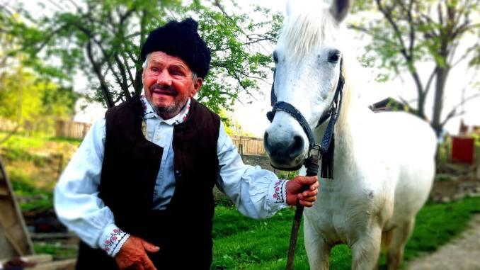 Tataia Nelu. FOTO Arhiva personală Florin Dinică