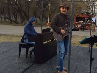 Concert în Parcul Tăbăcărie