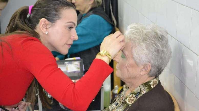 Acțiune socială la căminul de bătrâni Constanța