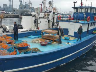 Pescador turcesc prins la braconat