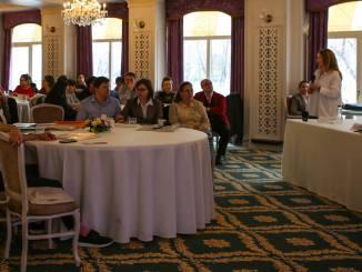 Eveniment pentru IMM-uri. FOTO Viviana Pascu