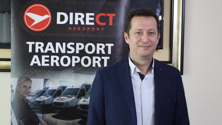 Cristian Bărhălescu, noul președinte al Asociației Litoral. FOTO Adrian Boioglu