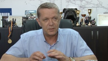 Ilie Cobzariu, Director general ONE STAR SECURITY. FOTO Constanța NEWS