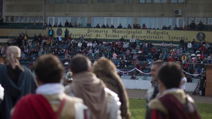 Festivalul DAPYX Medgidia. FOTO Alexandru Bran