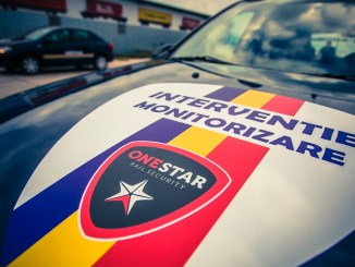 Intervenție și monitorizare de la One Star Security. FOTO onestarsecurity.ro
