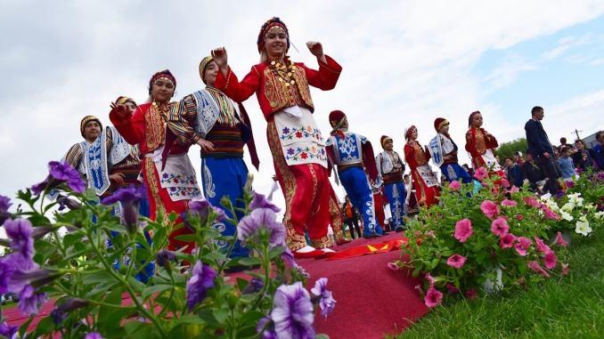 Festival Interetnic la Cumpăna. FOTO Primăria Cumpăna