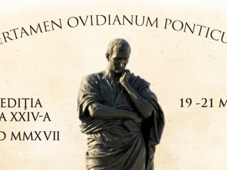 """Concursul naţional de limba latină """"Certamen Ovidianum Ponticum"""""""