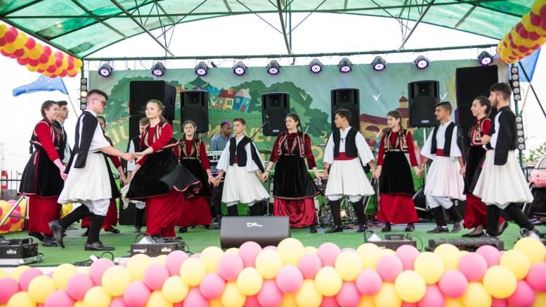 Muzică populară la Mircea Vodă