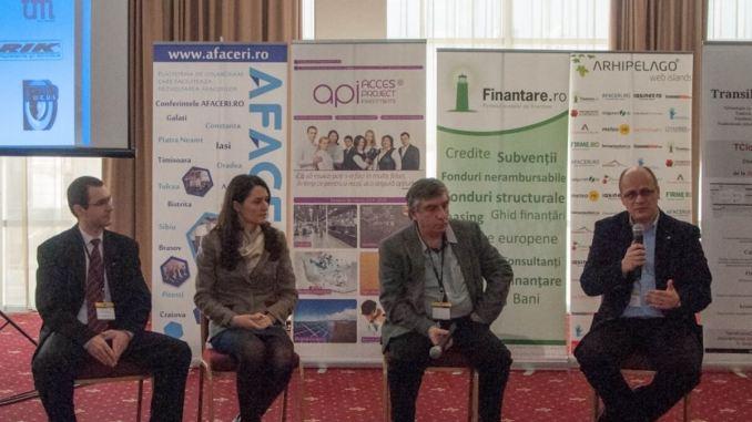 Conferința Afaceri.ro la Constanța