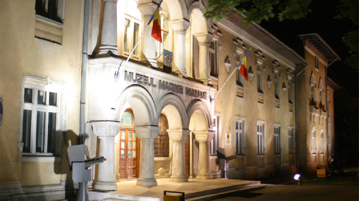 Muzeul Marinei Române. FOTO navy.ro