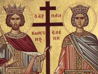 Sfinții Mari Împărați Constantin și Elena