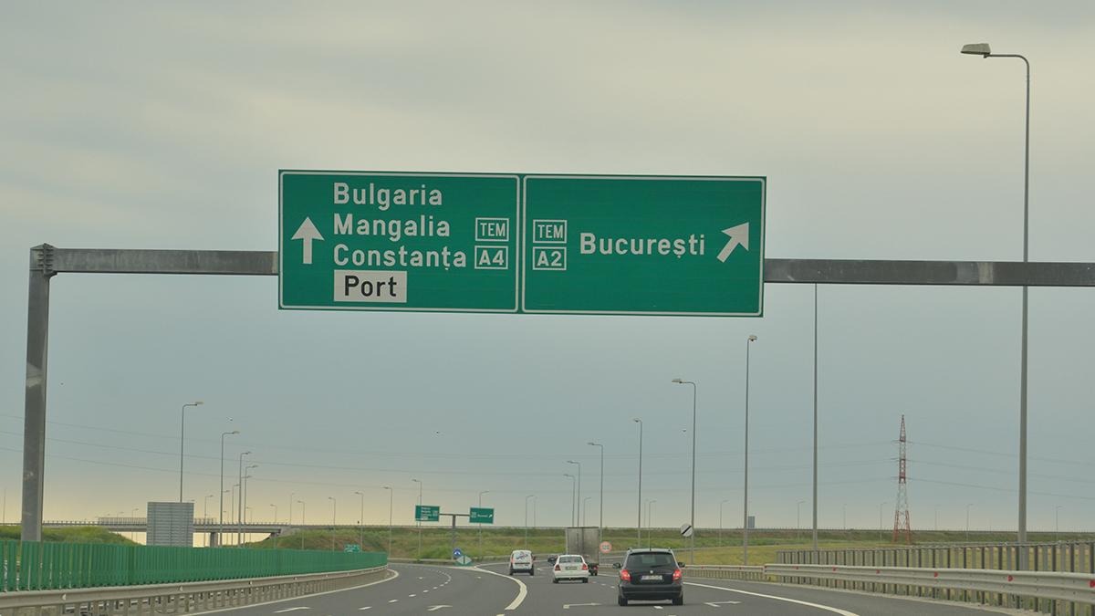 Autostrada A4 trafic rutier