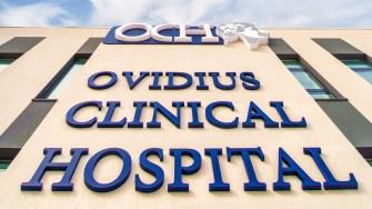 Ovidius Clinical Hospital. FOTO OCH