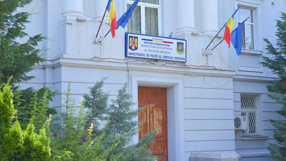 Sediul Inspectoratului de Poliție Județean – IPJ Constanța (1)