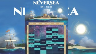 Program Neversea ziua 1