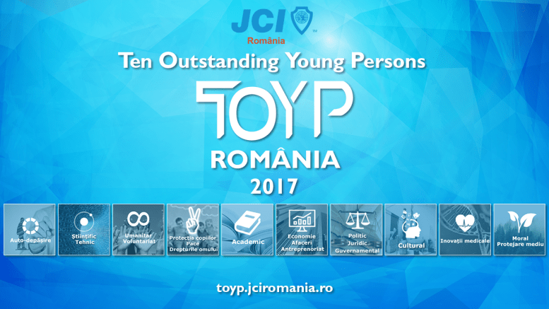Afișul TOYP România 2017