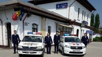 Comemorare politisti cazuti la datorie