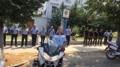 Comemorare politisti morti la datorie