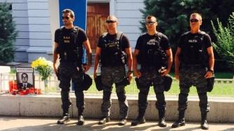 Comemorare politisti morti la datorie (6)