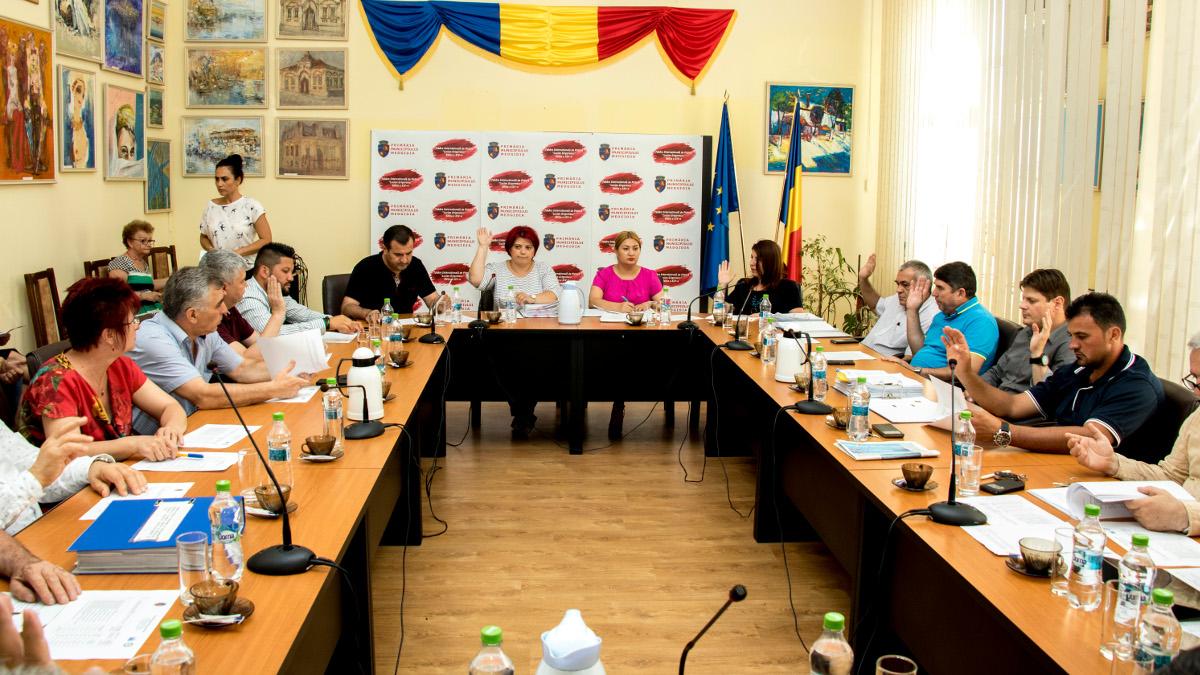 Sedinta Consiliul Local Medgidia
