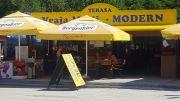 """Terasa """"Vraja Mării Modern"""", închisă de OPC. FOTO Protecția Consumatorilor"""