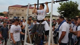Activități sportive la Zilele Orașului Cernavodă. FOTO Adrian Boioglu
